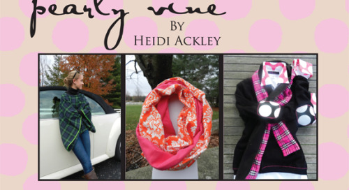 Bundle up and come out to shop the Pearly Vine trunk show until...