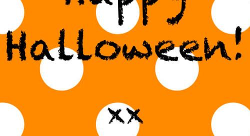 Happy Halloween! xx dd