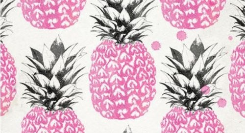 Pineapple pattern play