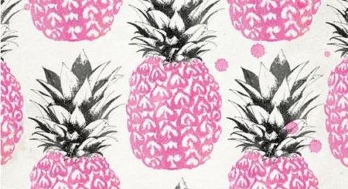 Pineapple pattern play