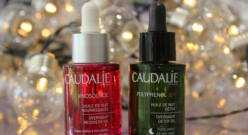 Caudalie Night Oils: Review & Giveaway!