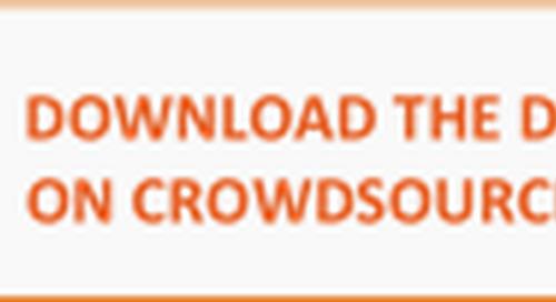 Enterprise Crowdsourcing: 62% More Effective?