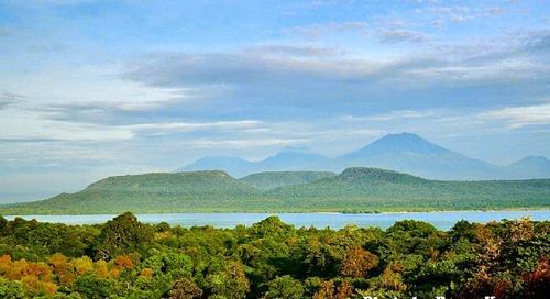 Pulau Menjangan, sekeping surga di Pulau Bali.