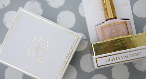 Ciaté X Olivia Palermo - Review & Swatches