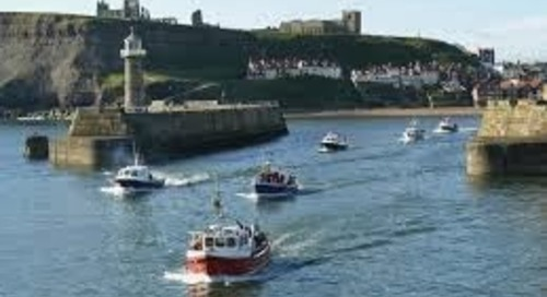 WHITBY'S SPRING ANGLING FESTIVAL 2014