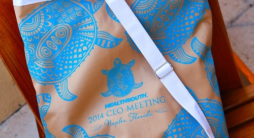 CEO Meeting Bags