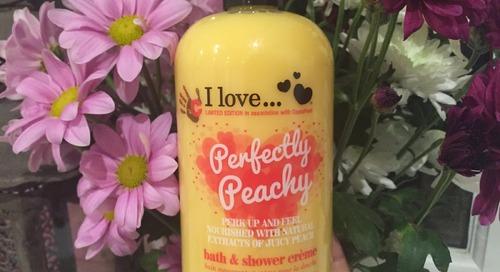 The Boob-Checking Shower Gel!