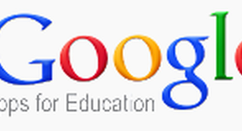 Learning about Google Apps from Higher Education