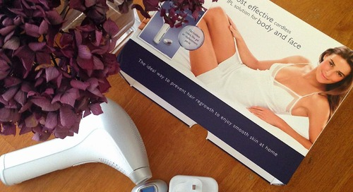 Guest Review! Philips Lumea Hair Removal System (sp)