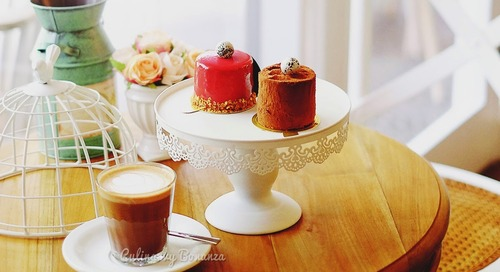 Excuse My French! - Exquise Patisserie