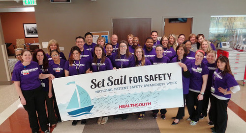 Middletown Sets Sail for Safety