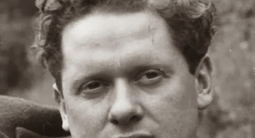 For fans of Welsh poet, Dylan Thomas.