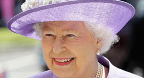 Her Majesty The Queen's visit to Cornwall