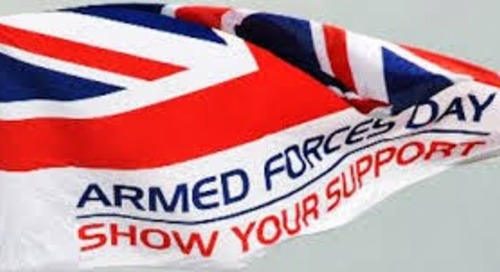 Armed Forces Day 2014