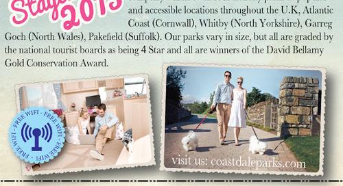 New For 2013 @Coastdaleparks