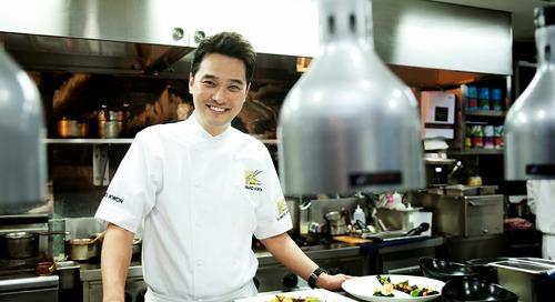 Dinner Bareng Celebrity Chef dari Korea Selatan, Edward Kwon