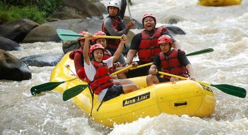7 Wisata Adrenalin Ini Bisa Anda Jangkau dari Jakarta!