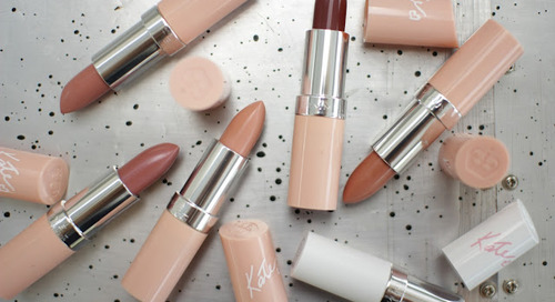 NEW Rimmel Nude Collection: Review & Swatches!