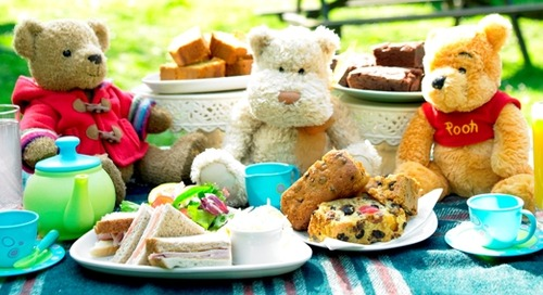 Teddy Bear Picnic at North Yorkshire Moors Railway