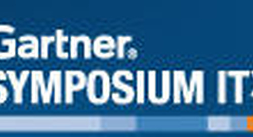 Eight Insights from Gartner Symposium ITxpo 2010