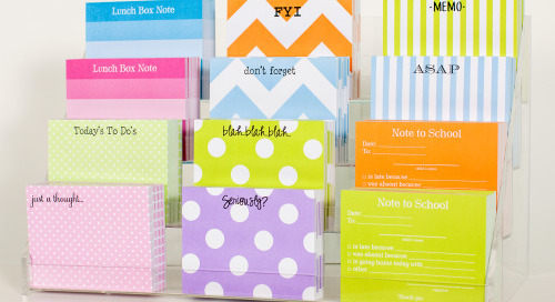 Shop our dittie notepads…we have notes for all of your...