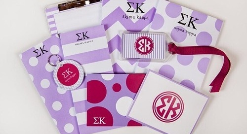Attention Sigma Kappa sisters! Only one more day to enter to win...
