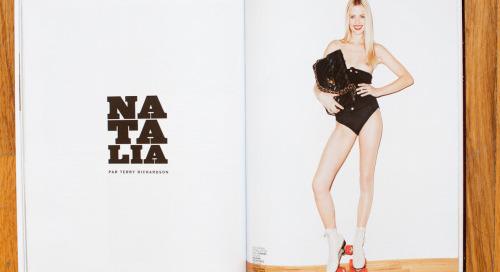 terrysdiary:  Natalia Siodmiak shot by Me for Lui magazine… out...