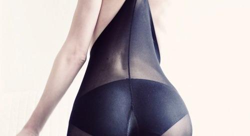 theclassyissue:  Black  Nice Bum