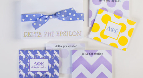 This week's GREEK GOODIE GIVEAWAY spotlight is on Delta...