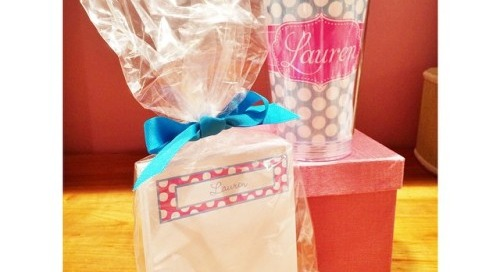 Loving this perfect pair for a party favor…our...