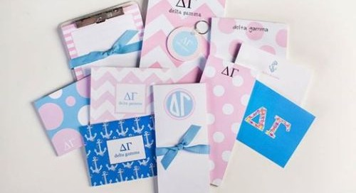 Only one more day to win a Delta Gamma GOODIE BAG {$50 value} in...