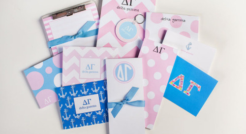 Enter NOW to win a Delta Gamma GOODIE BAG {$50 value} in this...