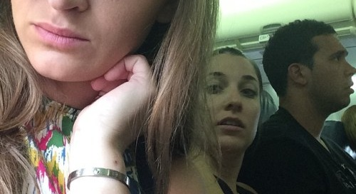 """missdanidaniels:  """"Hi please stop looking at my phone and put..."""