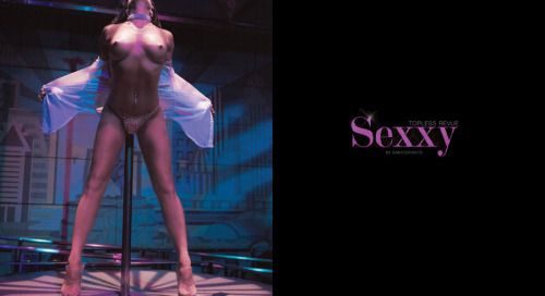 @jenniferromas from @sexxyshow in the new @striplvmag