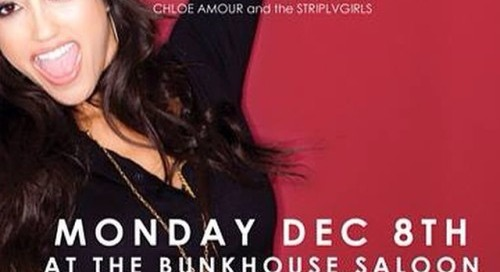 Party Monday the 8th @bunkhouselv who's coming??