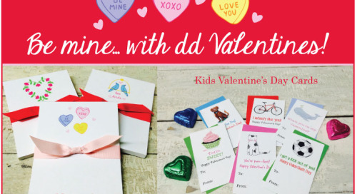 Be mine with dd Valentines! Shop kid's valentines at...