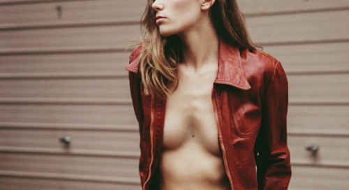 theclassyissue:  Jena (@ IMG) by Gervin Puse  nice