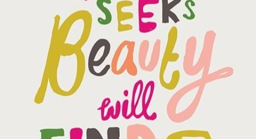 Monday morning inspiration via http://bit.ly/1kd0KtZ #beauty