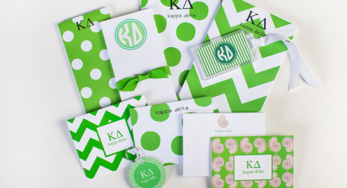 Attention KDs! This week's GREEK GOODIE GIVEAWAY spotlight...