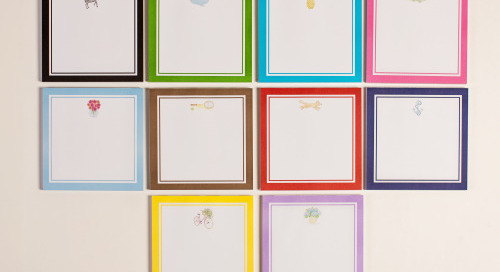 Super sweet square notepads! Hard to pick just one…