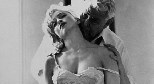 carangi:  Madonna by Steven Meiselfor Sex book, 1992
