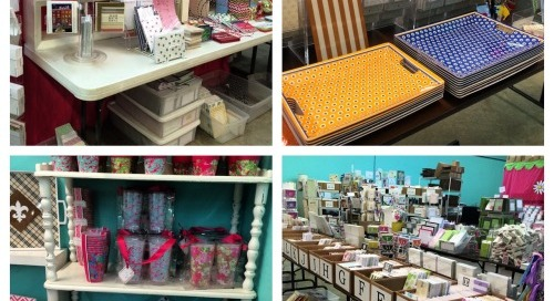 Still lots of goodies left! Shop our warehouse sale today...