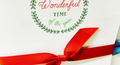 It's true…Christmas is exactly 9 weeks away! Get in...