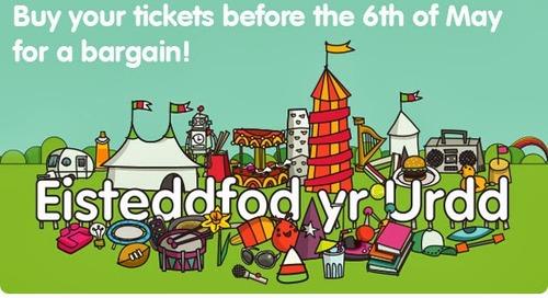 Urdd National Eisteddfod at Bala & Penllyn
