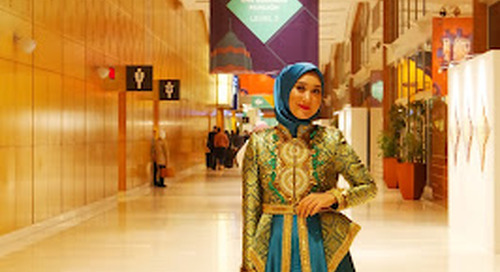 """Islamic Fashion: Where to go?"" Highlights of WIEF 2015 (Part 2)"