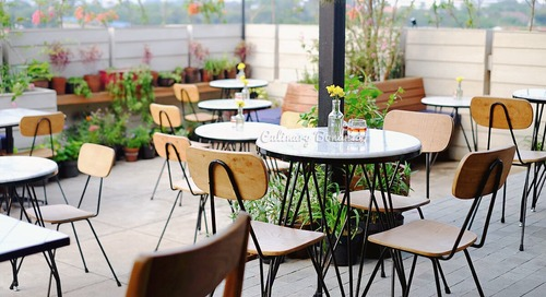 New Hipster Hangout: Hause Rooftop Kitchen & Bar