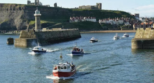 Fishing Festivals in Whitby