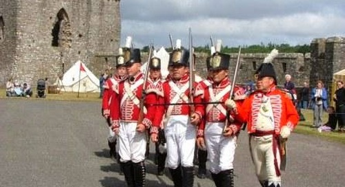 The Anglesey Hussars