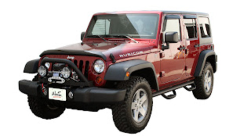Wrangler, RAM, Tacoma, GenX Drop Step Available Now!