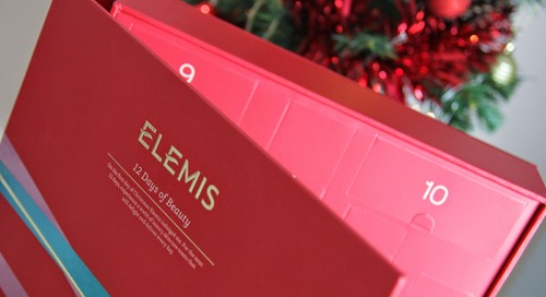 Elemis 12 Days of Beauty - 12 Days of Gifting